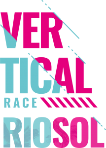 logotipo Vertical Race